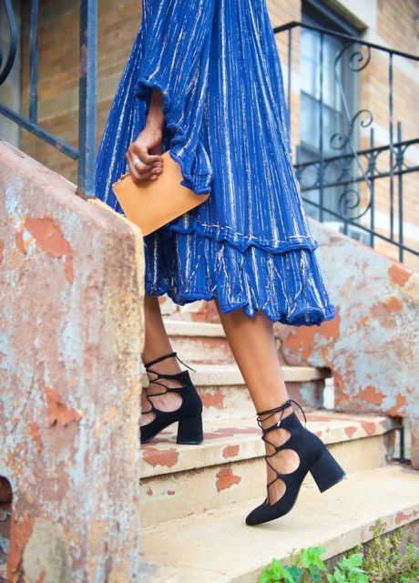 Picture Of Trendy Block Heel Shoes Ideas For This Season 3