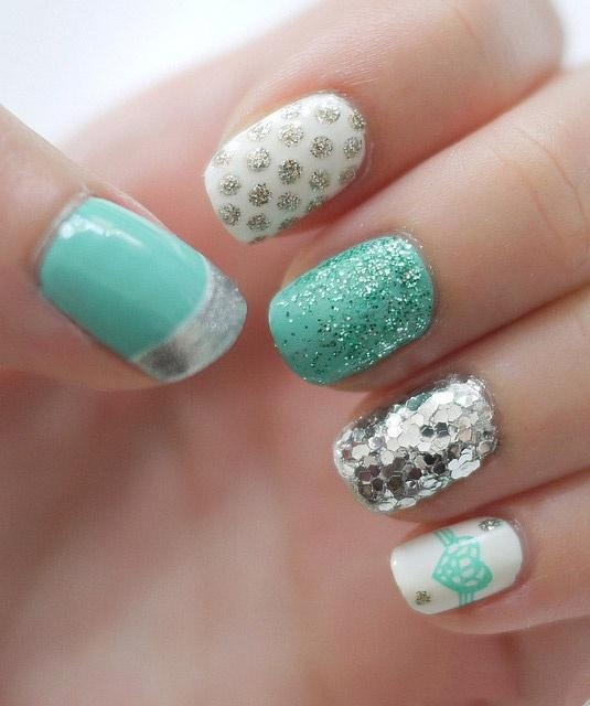 Picture Of awesome spring nails ideas  15